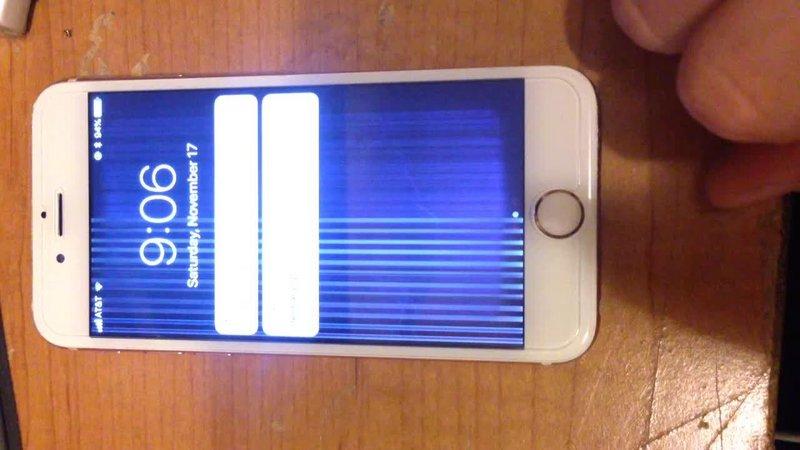 modi efficaci per correggere le linee verticali su iPhone