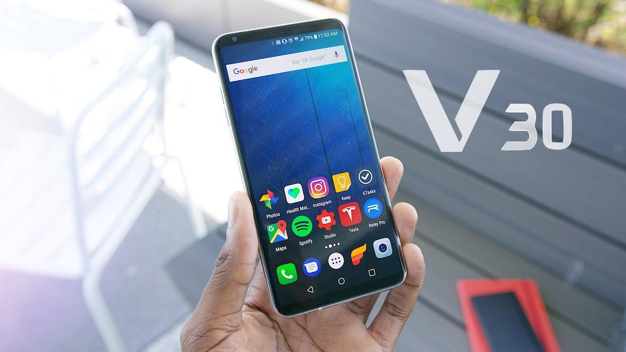 recuperare i dati persi / cancellati dal telefono Android LG V30