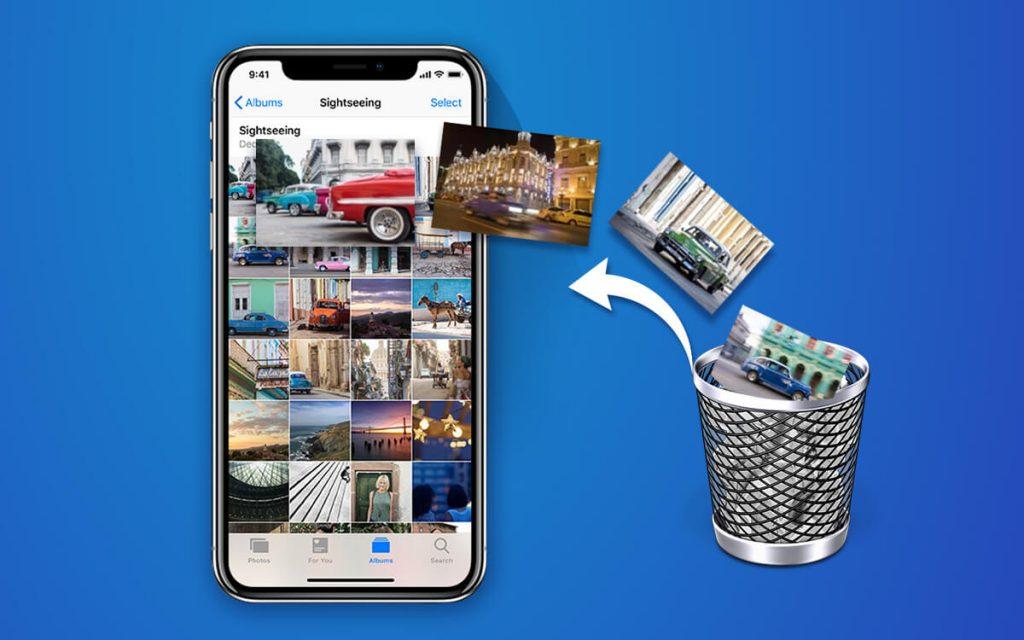 recuperare foto cancellate in modo permanente da iPhone