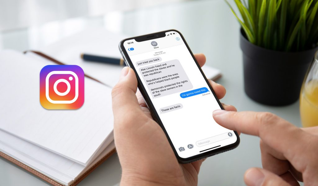 recuperare i messaggi di Instagram cancellati su Android / iPhone