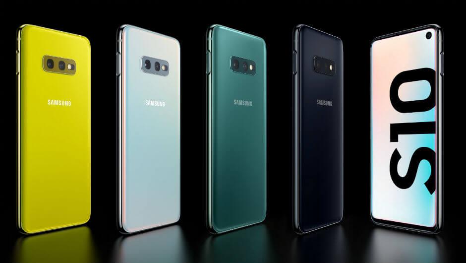 Recupera i contatti eliminati da Samsung Galaxy S10/S10+/S10e