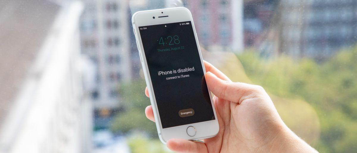 recuperare le foto da un iPhone disabilitato