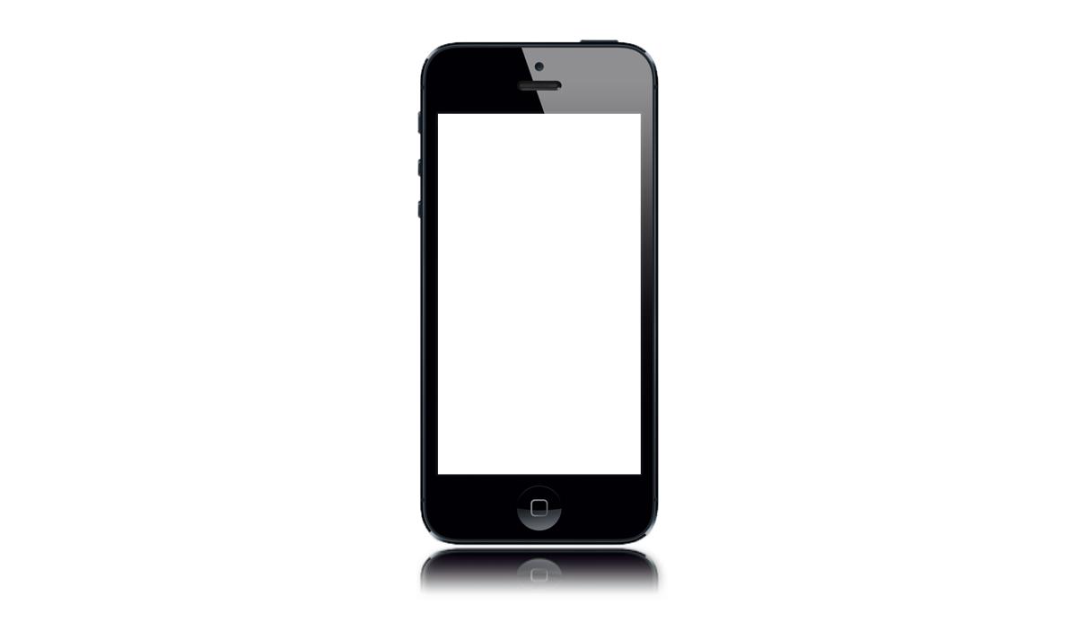 fissare iPhone bloccato su schermo bianco della morte