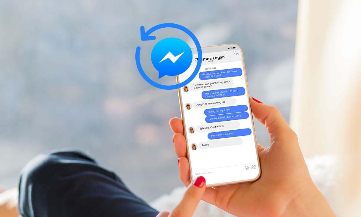 recuperare i messaggi eliminati su Facebook Messenger
